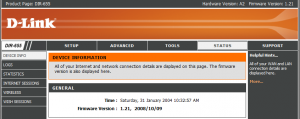 D-link DIR-655 Downgrade 3