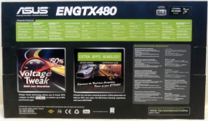 Asus ENGTX480 Box Back
