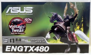 Asus ENGTX480 Box Front