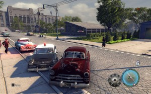 Mafia 2 Demo Car Damage