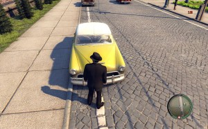 Mafia 2 Demo Car Dirt
