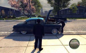 Mafia 2 Demo Car Heat
