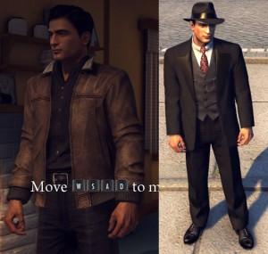 Mafia 2 Demo Character Quality