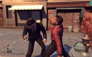 Mafia 2 Demo Combat