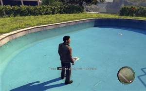 Mafia 2 Demo Missing Pool Water