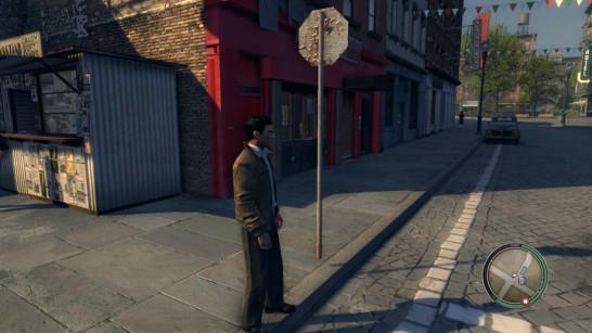 Mafia 2 Hover Sign